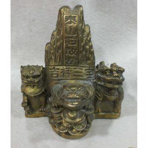 Brass Figurings