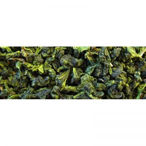 Oolong Tea (Half Fermented Tea)