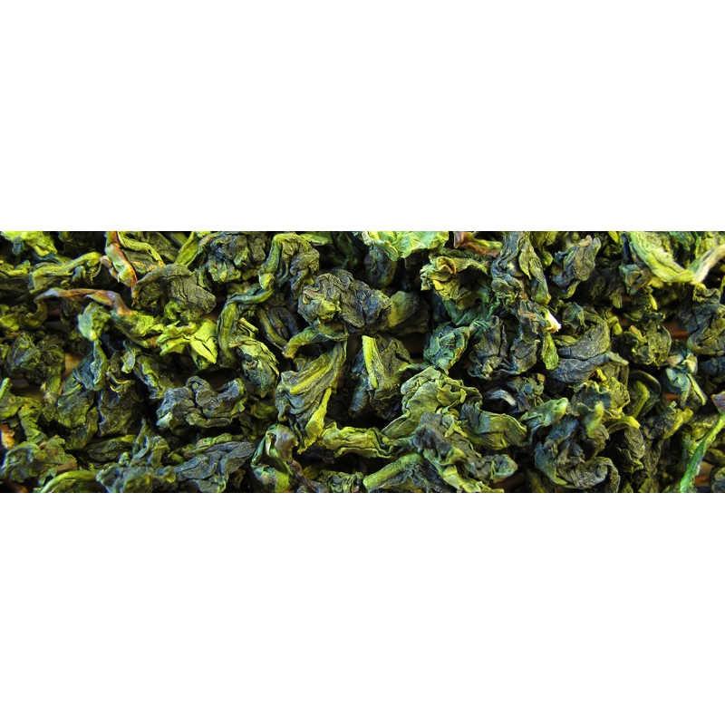 Oolong Tea (Half Fermented Tea)