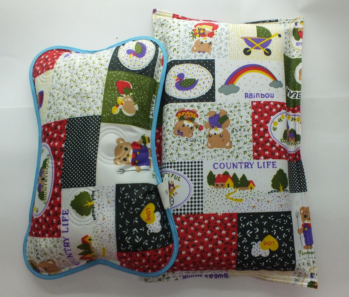 Hot Pillow and Cold Pillow